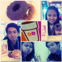 Photo taken at Dunkin' Donuts by Alyssa A. on 1/30/2013