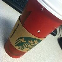 Photo taken at Starbucks by Alysha H. on 12/27/2012