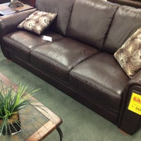 Photo taken at Raymour & Flanigan Furniture Store by John R. H. on 4/20/2013