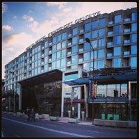 Photo taken at Grand Hotel Kempinski by Yazeed B. on 6/23/2013