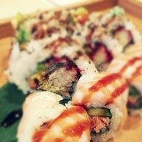 Photo taken at Linn Japanese Restaurant by tomomi C. on 3/10/2013