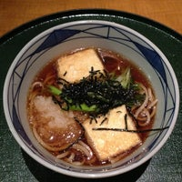 Photo taken at Soba Nippon by tomomi C. on 7/25/2013