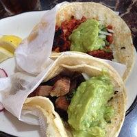 Photo taken at El Mariachi Restaurant by tomomi C. on 5/18/2014