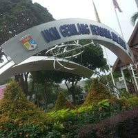 Photo taken at Universiti Kebangsaan Malaysia (UKM) by NAQSZADA on 7/15/2013