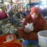 Photo taken at Pasar Pengkalan Chepa by NAQSZADA on 10/28/2012