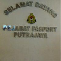 Photo taken at Immigration Department (Jabatan Imigresen) Presint 14 Branch by NAQSZADA on 11/14/2012