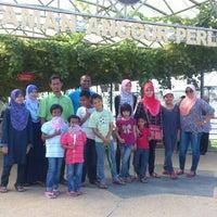 Photo taken at Taman Anggur Perlis by NAQSZADA on 12/12/2014