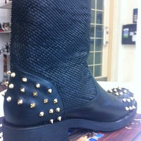 Photo taken at Sezgi Besli Design Shoes Store by Sergey Z. on 12/28/2012