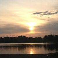 Снимок сделан в Среднее Суздальское озеро пользователем Лерочка Т. 5/29/2013
