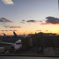 Photo taken at Gate C86 by Megan B. on 12/29/2017