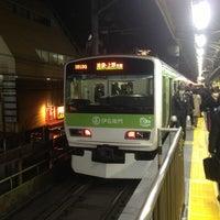 Photo taken at Takadanobaba Station by Tomoaki O. on 2/27/2013