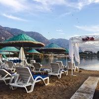 10/21/2017 tarihinde Farida A.ziyaretçi tarafından Golden Sand Beach Club'de çekilen fotoğraf