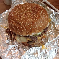 Photo taken at Five Guys by Mark B. on 6/4/2014