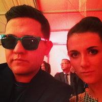 Photo taken at Omaha Fashion Week by Jake T. on 8/24/2013