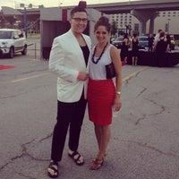 Photo taken at Omaha Fashion Week by Jake T. on 8/23/2013