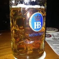 Photo taken at The KBH (Die Koelner Bierhalle) by Dan V. on 2/14/2013