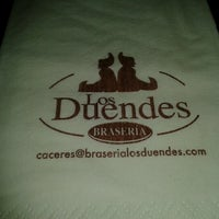 Photo taken at Braseria Los Duendes by Cristina C. on 1/6/2013