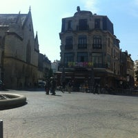 Photo taken at Reims by Stefan B. on 6/8/2013