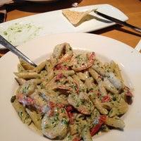Photo taken at California Pizza Kitchen by Natalia T. on 2/5/2013