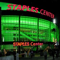 Photo taken at STAPLES Center by Jesana M. on 5/24/2013