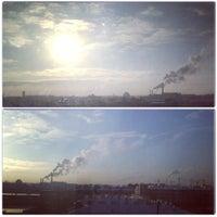 Photo taken at БЦ «Александровский» by Helena 😈 H. on 1/22/2014