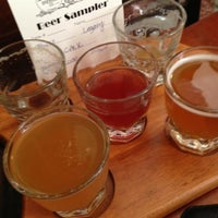 Photo taken at Willimantic Brewing Co. by Club B. on 5/3/2013