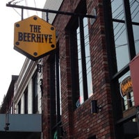 Photo taken at The BeerHive by Club B. on 4/14/2013