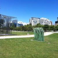 Foto tirada no(a) Parque de las Esculturas por Kate R. em 12/26/2012
