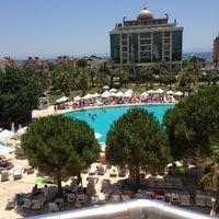 7/23/2013 tarihinde Aybükeziyaretçi tarafından Garden Of Sun Hotel'de çekilen fotoğraf