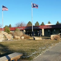 Photo taken at Laramie County Community College by Danielle S. on 11/12/2012