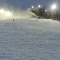 Photo taken at Cannonsburg Ski Area by Kittiphong P. on 1/4/2013