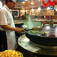 Photo taken at Big Wok Mongolian BBQ by Michael O. on 2/16/2013