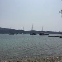 Photo taken at Poseidonio by Ilker I. on 9/10/2017
