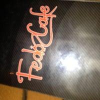 7/28/2013 tarihinde Pelin♡Orhanziyaretçi tarafından Fedo Cafe'de çekilen fotoğraf