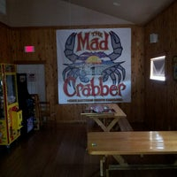 Photo taken at The Mad Crabber by Michael J. on 3/21/2013