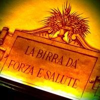 Foto scattata a L'Antica Birreria Peroni da Paula S. il 10/17/2012