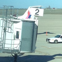 Photo taken at Gate 2 by Jim S. on 10/31/2012