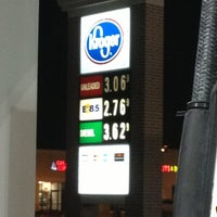 Photo taken at Kroger Gas by Jim S. on 1/22/2013