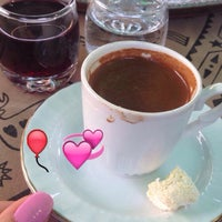Photo taken at Cafe Piyanos by Fatma T. on 9/13/2015