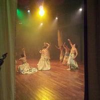 Photo taken at Teatro Universitário Cláudio Barradas by Nilton C. on 6/11/2013