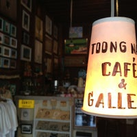 Photo taken at Tungna Cafe And Gallery by Alfred T. on 7/20/2013