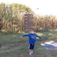 Photo taken at Maize Adventure by Scott W. on 10/20/2012