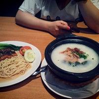 Photo taken at Xin Wang Hong Kong Cafe @ Vincom by Tofu S. on 3/3/2013