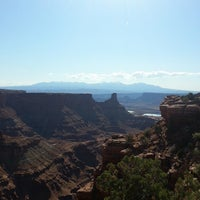 Photo taken at Dead Horse Point State Park by Shelli A. on 5/12/2013
