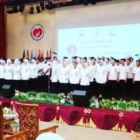Photo taken at Kolej Sains Kesihatan Bersekutu Johor Bahru by fakhrul s. on 1/12/2017