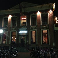 Photo taken at Stadscafé-Restaurant 't Feithhuis by José Manuel J. on 4/27/2013