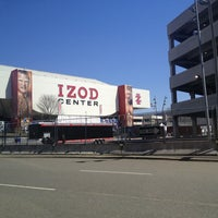 Photo taken at Meadowlands Arena by Joshua on 4/5/2013