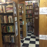 Photo taken at Bookman Rare & Used Books by Ellis E. on 6/21/2013