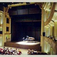 Photo taken at Teatro Ristori by Henri T. on 10/15/2012