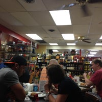 Photo taken at Di Pasquale's Italian Marketplace by Dave L. on 5/11/2013